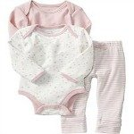 Lovely layette set for babies