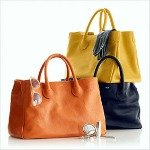 Weekenders, totes and leather handbags