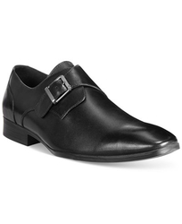 Andre Single Monk Strap Loafers, Only at Macy's