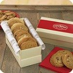 Gourmet cookies, delivered fresh