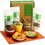 Natural snacks delivered to your door