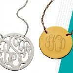 Fun personalized necklaces