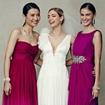Wedding gowns & bridesmaid dresses