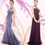 Elegant gowns for bridesmaids and brides