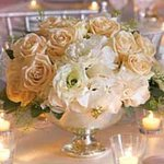 Find all of your wedding flowers