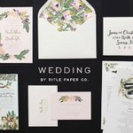 Wedding invitations & save-the-dates