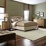 Furniture, bedding and decor