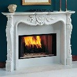 Beautiful mantels