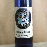 Eco friendly, yummy smelling dog spray