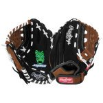 Gloves for pitchers and catchers