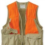 Vests, waterfowl, sporting clays