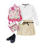 School uniforms, backpacks & shoes