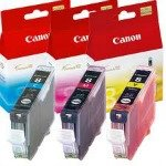 Ink for all models of Canon printers