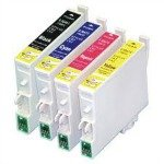 Ink cartridge refills for Epson printers