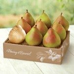 World famous fresh pears and fruit