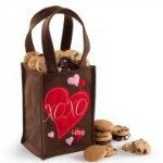 Say it with cookies.  Romantic gifts.