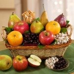 Fruit baskets are always in season