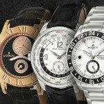 Wide variety of watch brands