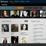 Discover new artists to download