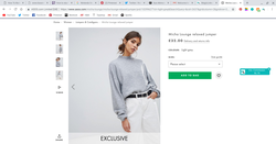 Micha Lounge relaxed jumper