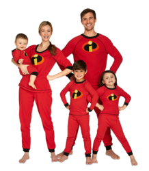 Incredibles PJs for Baby