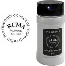 RCMA Makeup No Color Powder 3 oz.