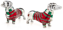 Dachshund Salt and Pepper Set