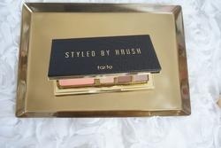 limited-edition Styled by Hrush eye & cheek palette