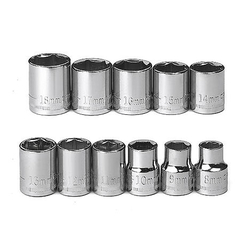 Craftsman 11 pc. Metric Socket Accessory Set