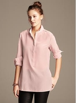 Light Silk Tunic