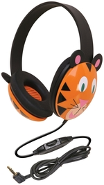 Califone Listening First Headphone - Tiger