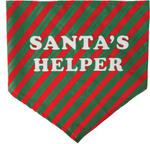 """Santa's Helper"" Bandana"