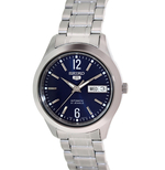 Men's 5 Automatic Stainless Steel Automatic Watch