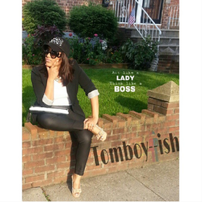 """The Transition: Boss Lady"""