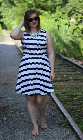 Stripey Dress!