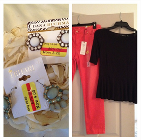 New blog post featuring my latest Kohl's clearance finds