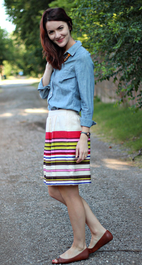 Pretty Summer Skirt