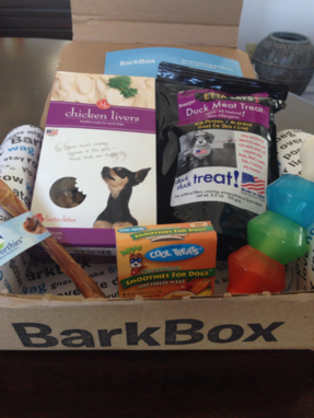 September Bark Box