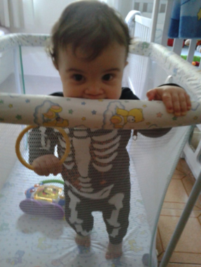 Little Skeleton
